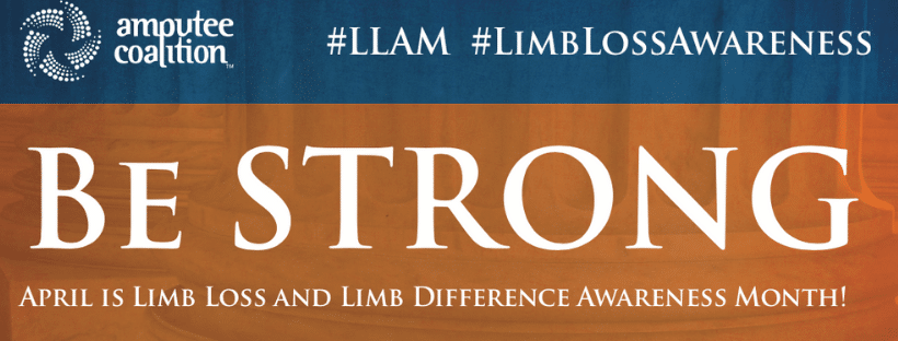 Limb Loss Awareness Month
