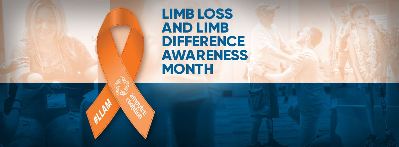 April is Limb Loss and Limb Difference Awareness Month!